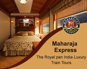 Maharajas' Express is the newest feather in the grand cap of luxury trains in India. This pan Indian train promises to take guests on a roller coaster ride across the most prominent destinations of the country. Taj Mahal, the Khajuraho temples, wildlife environs of Ranthambore, and the holy bathing Ghats of Varanasi – Maharajas' Express indeed presents a unique way of exploring the best of India.